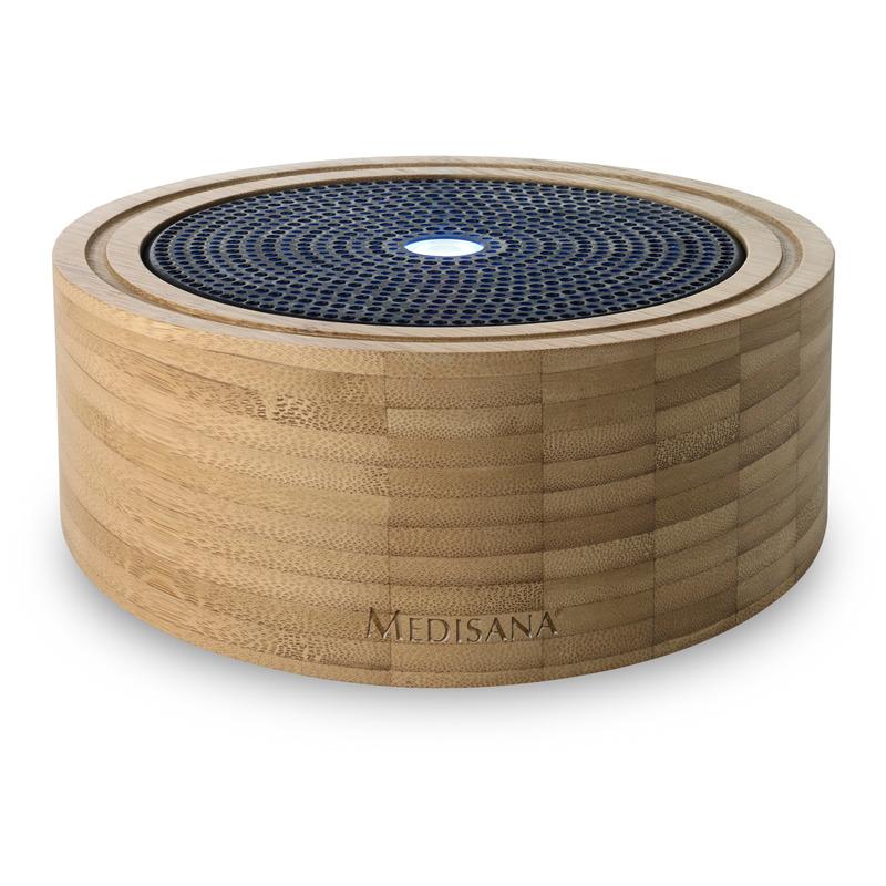 Medisana Aroma difuzér AD 625 z bambusového dřeva