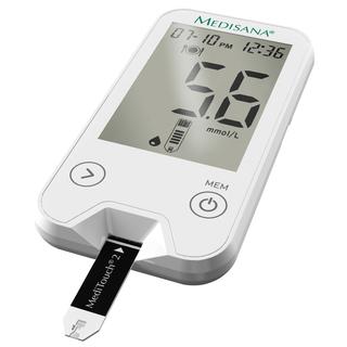 Glukometr s příslušenstvím 79034 MediTouch 2 (mmol/l) s USB