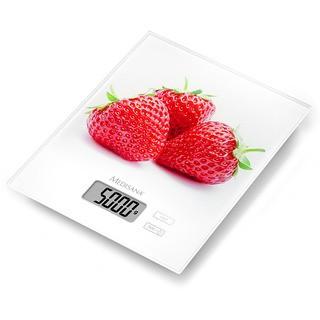 KS 210 digitální kuchyňská váha s motivem jahod