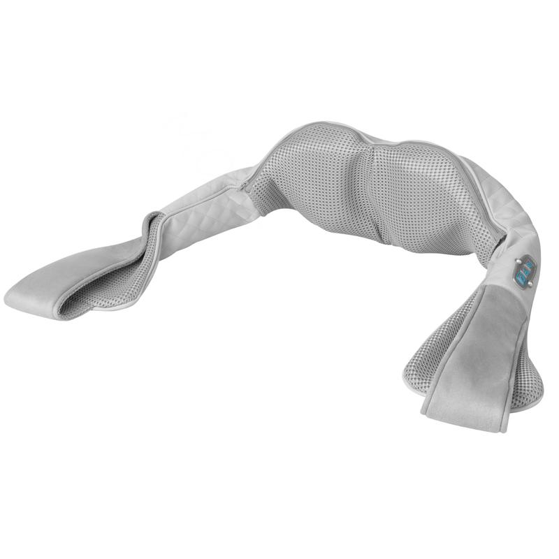 Medisana Shiatsu masážní přístroj NMG 850 pro masáž šíje - šedá