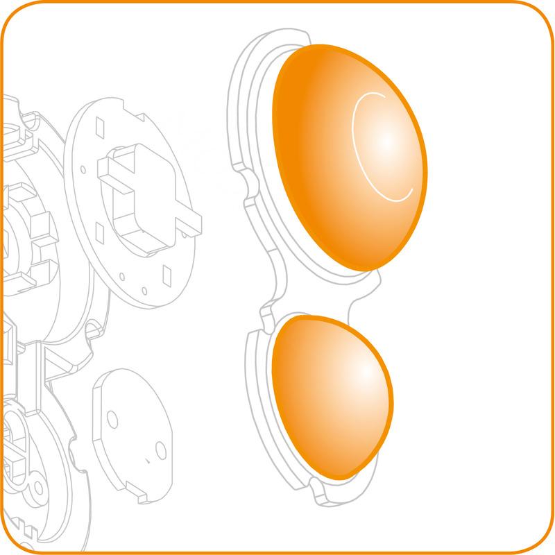 Medisana Shiatsu masážní podložka MC 830 s gelovým polštářkem