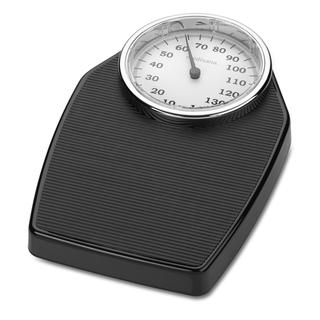 Analogová osobní váha PS 100 - černá
