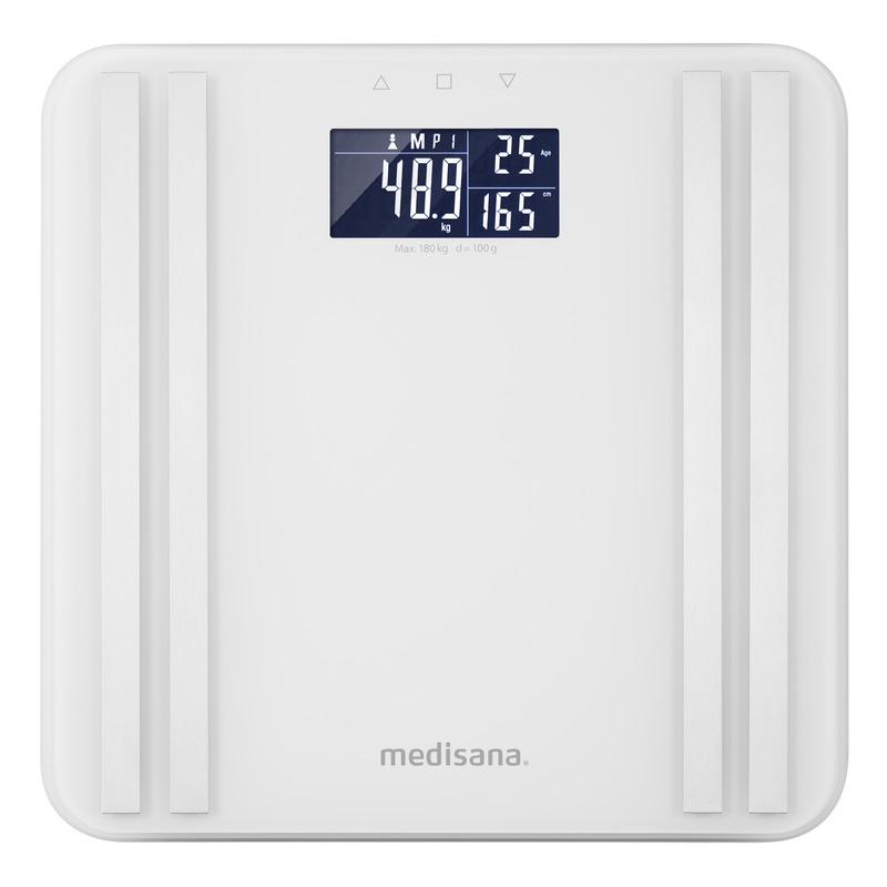 Medisana Digitální váha BS 465 - bílá