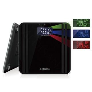 Digitální váha BS 465 - černá
