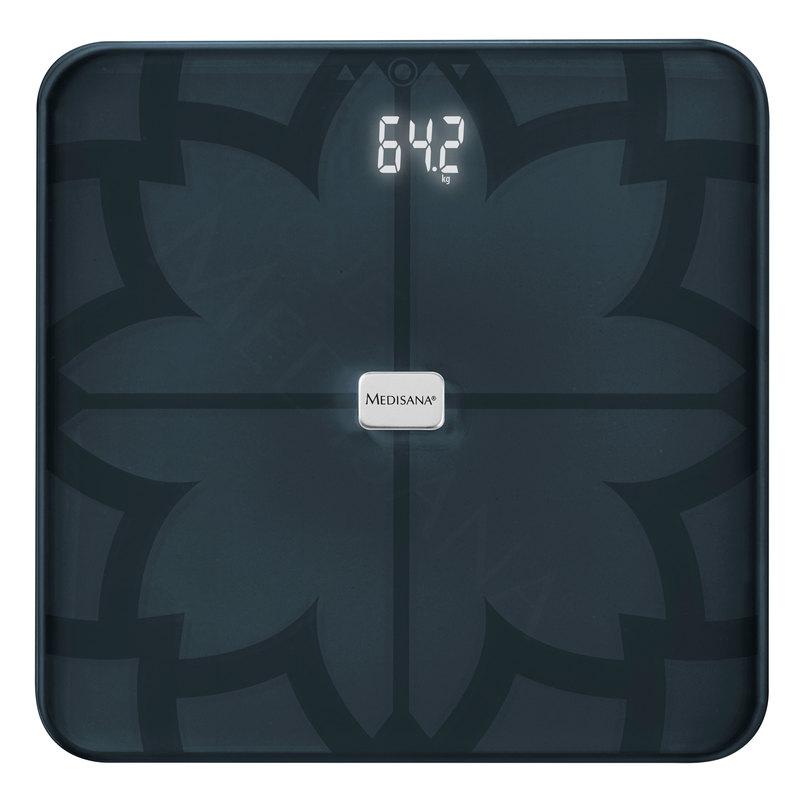 Medisana Digitální váha BS 450 propojitelná se smartphonem černá