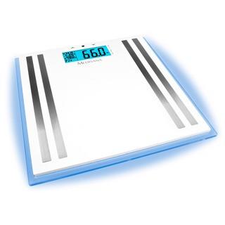 Osobní digitální váha ISA s funkcemi rozboru těla