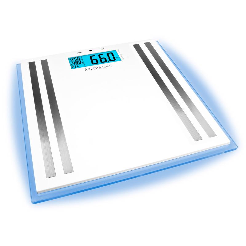 Medisana Osobní digitální váha ISA s funkcemi rozboru těla