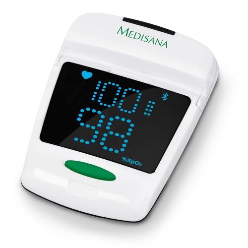 Pulsní oxymetr Medisana PM 150 s bluetooth