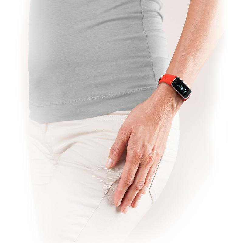 Medisana ViFit touch 79487 červený Bluetooth chytrý náramek