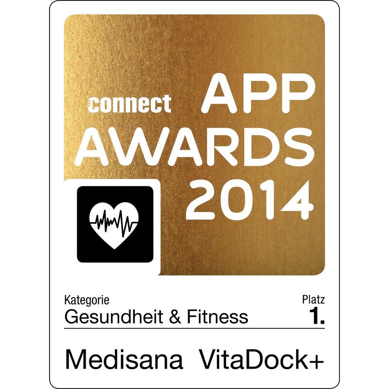 Medisana ViFit touch 79488 modrý Bluetooth chytrý náramek