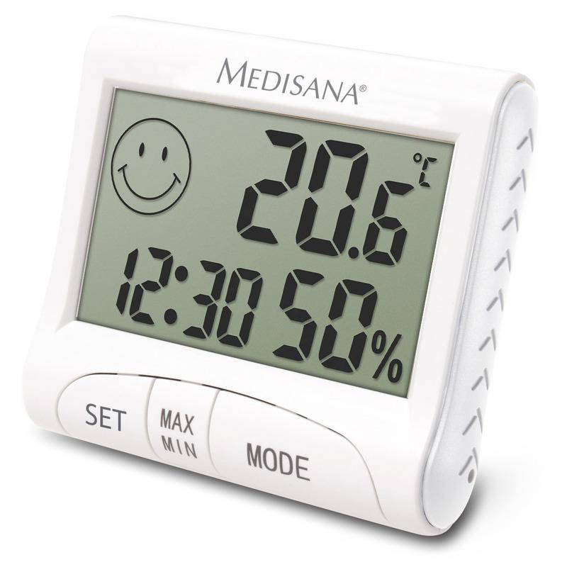 Medisana Digitální domácí teploměr s hygrometrem HG 100