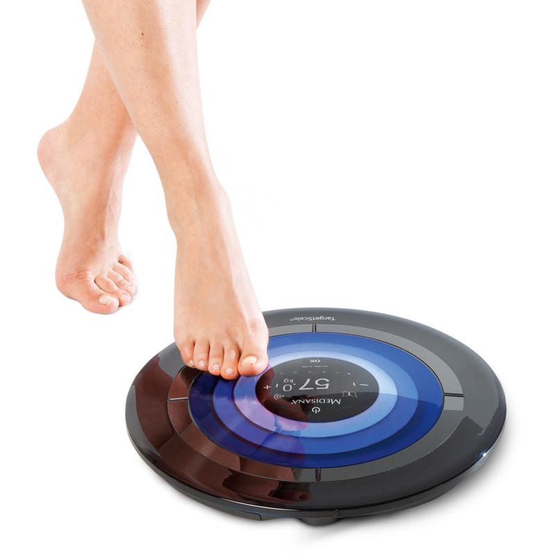 Medisana Digitální váha TargetScale 3 40413
