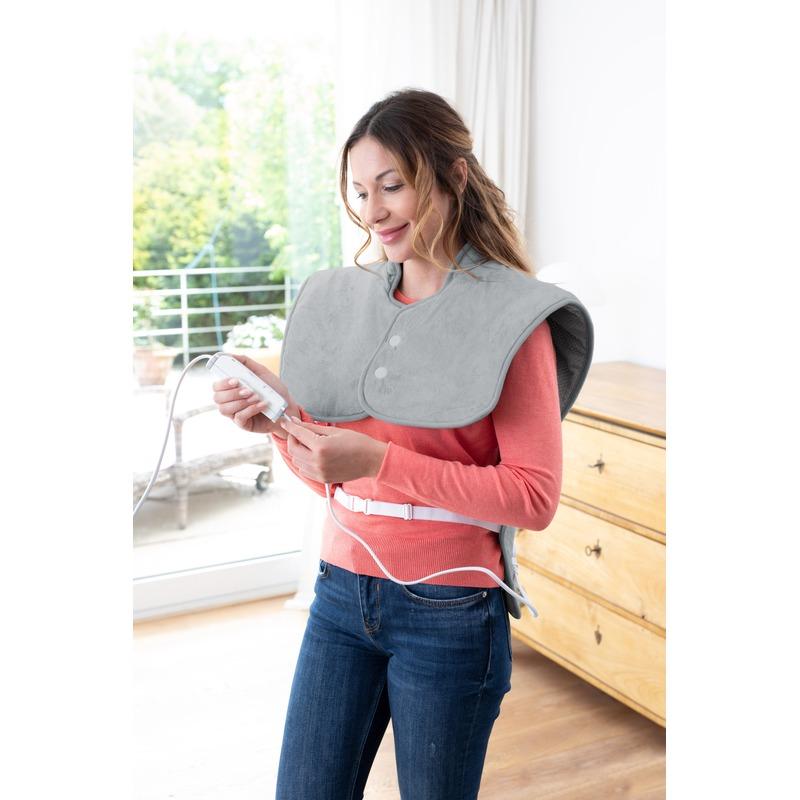Medisana Vyhřívací XL poduška HP 630 4D na záda a ramena