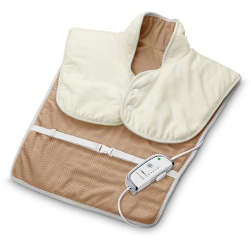 Vyhřívací XL poduška Medisana HP 630 4D na záda a ramena